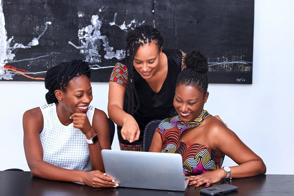 3 femmes africaines